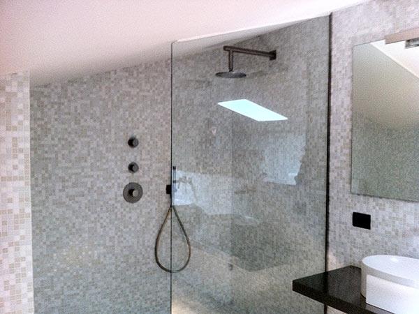 Rifacimento impianto bagno tecnolli impianti - Costo rifacimento bagno ...
