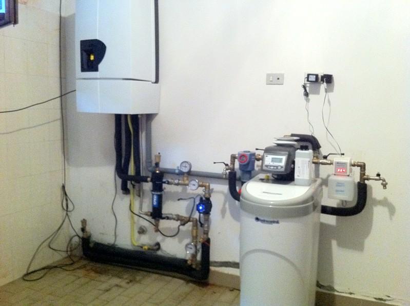 Impianti per il trattamento acque  Tecnolli Impianti